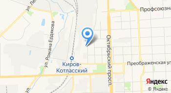 ПКФ Интеграл на карте