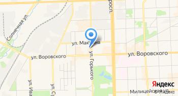 КГБ на карте