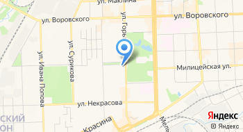 ТО МФЦ по Ленинскому району города Кирова на карте