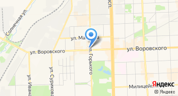 Пломба-Киров на карте