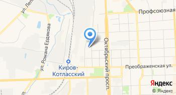 МОАУ Лицей информационных технологий №28 на карте