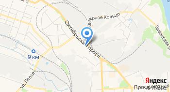 ЖБК Лепсе ТД на карте