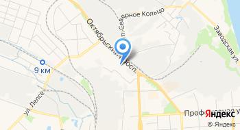 Диско-бар Депо на карте