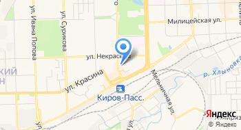 Максус на карте
