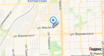 Фитнес-клуб Прогресс на карте