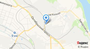 Киров Трейд на карте