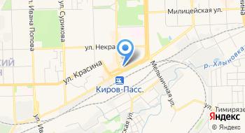 Магазин Садовник на карте