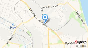 Кировский архив Горьковской железной дороги филиала РЖД на карте