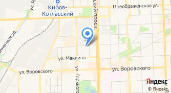 Сервисный центр СКБ Контур на карте