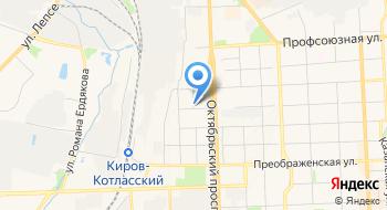 Столовая Кулинария Венский сад на карте