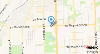 Суши-бар Банзай на карте