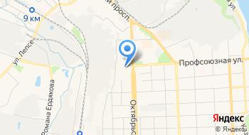 Отдел полиции № 1 УМВД города Кирова на карте