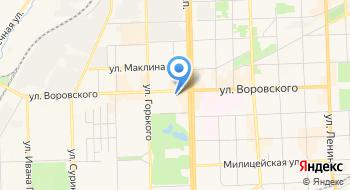 Авто-бар на карте