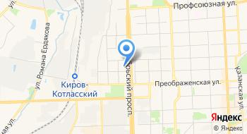 Центр бизнеса и психологии Натальи Машковцевой на карте