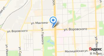 Банк на карте