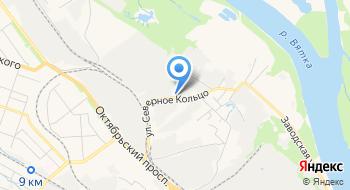 МУПП Гордормостстрой на карте