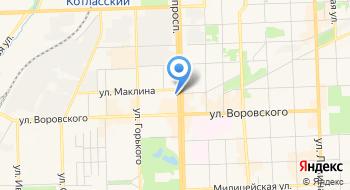ФГБУ ВПО Вятская Государственная сельскохозяйственная академия, здравпункт на карте