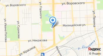 Фитнес-клуб Спартак на карте