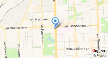 Кожгалантерея, Отдел. ИП Свойская Л. А. на карте