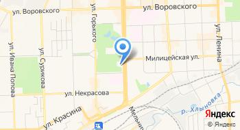 Магазин отделочных материалов Спартак на карте
