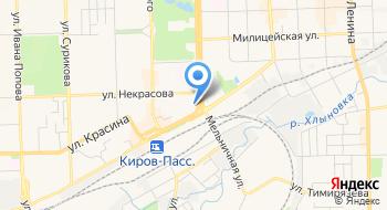 Отель Макс на карте