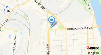 КОГАУК Областной дом народного творчества на карте