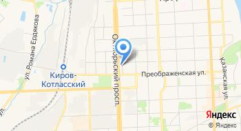 СБиС Плюс на карте