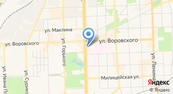 Хлебозавод №5 на карте