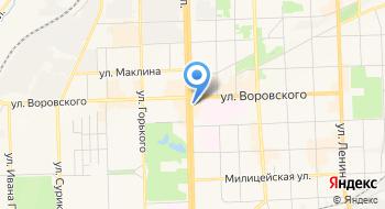 Магазин Олжес на карте