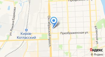 Ветеринарная клиника Верный друг на карте