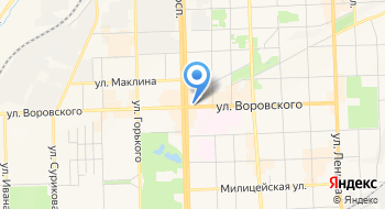 ЛинзаКиров на карте