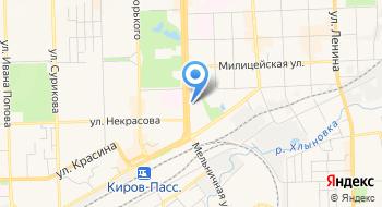 КвартирОтель на карте