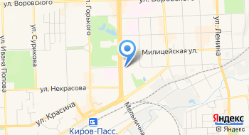 Шинный центр Резина на карте