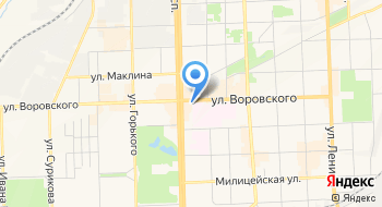 Тургентство Тез Тур Киров на карте