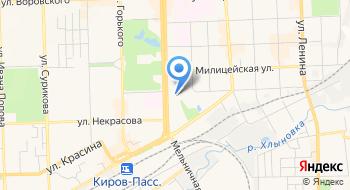 Сервисный центр Эксперт-сервис на карте
