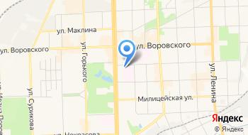Кировский центр Крови на карте