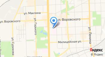 Когбуз Кировский центр крови на карте