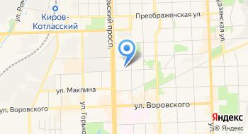 Охранное агентство Кировское охранное предприятие на карте