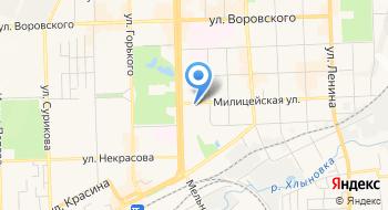 Газмаркет на карте