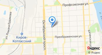 Центр косметологии Ренессанс на карте