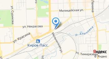 Магазин Медтехника на Комсомольской на карте