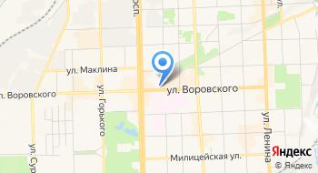Кировский филиал ФГУП Ростехинвентаризация - Федеральное БТИ на карте