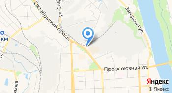 Сервисный центр Lada на карте