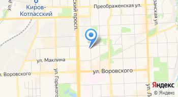 РИК на карте