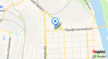Контрольно-счетная палата города Кирова на карте