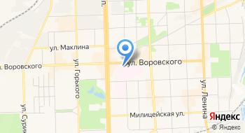 Отделение нефрологии и гемодиализа Кировского филиала Нефросовета в г. Кирове Мчу ДПО на карте