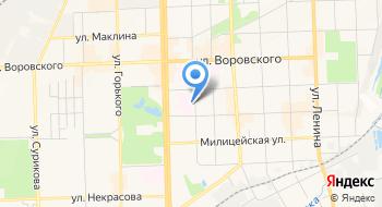 Патологоанатомическое отделение № 1, Когбсэуз Кировское областное бюро судебно-медицинской экспертизы на карте