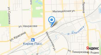 РЖД Филиал Горьковская железная дорога на карте
