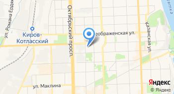 Источник новостей на карте