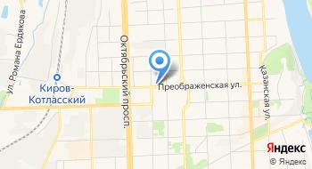 Российская объединенная демократическая партия Яблоко на карте